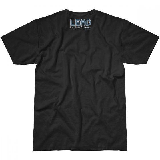 7.62 Design Lead It's What's for Dinner T-shirt Svart