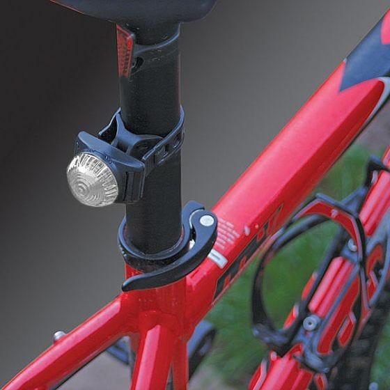 Adventure Lights Guardian LED Cykellampa - Vit