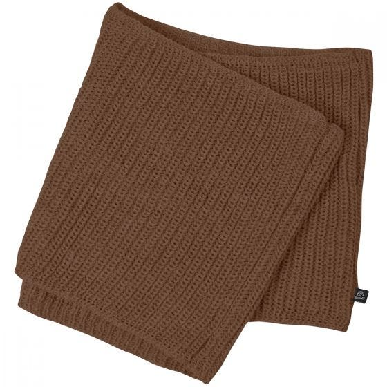 Brandit Scarf Loop Knitted Taupe   DISC