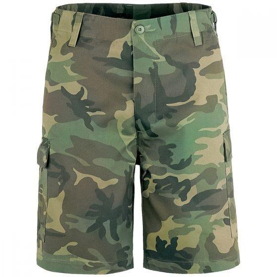 Brandit US Ranger Shorts - Woodland