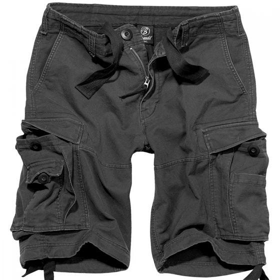 Brandit Vintage Classic Shorts - Svart