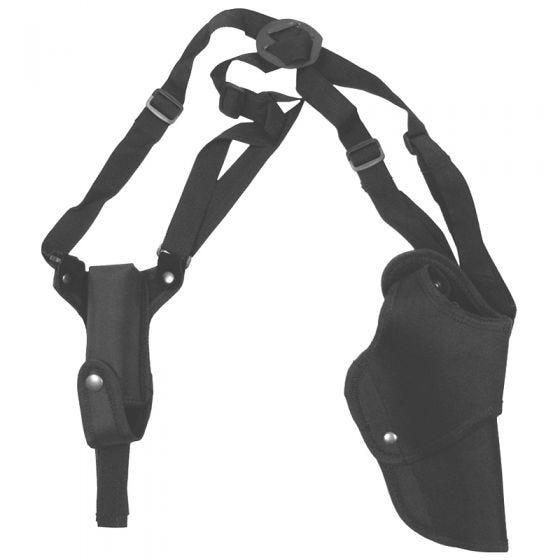 MFH Pistol Shoulder Holster Right Black