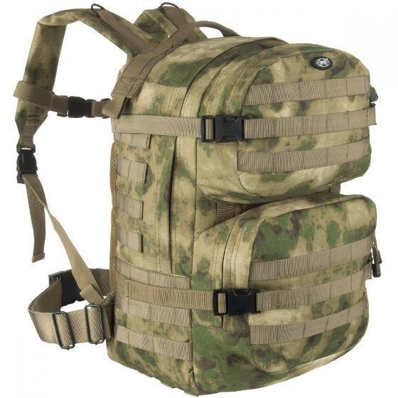 MFH Assault II Ryggsäck - HDT Camo FG