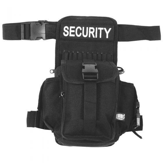 MFH Security Magväska - Svart