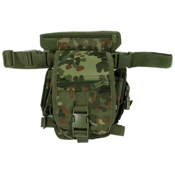 MFH Combat Midjeväska - Flecktarn
