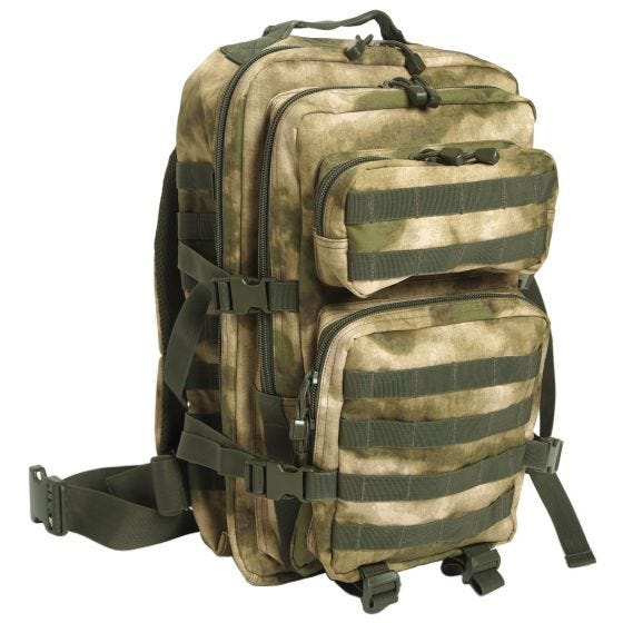 Mil-Tec MOLLE US Stor Attackpack - MIL-TACS FG