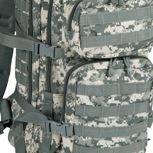 Mil-Tec MOLLE US Stor Attackpack - ACU Digital
