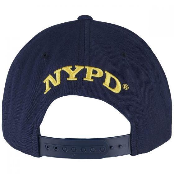 YP NYPD Emblem Snapback Keps - Navy