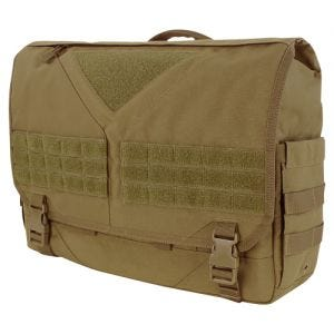 Condor Scythe Messenger Bag - Tan