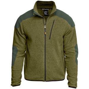 5.11 Sweater med hel Dragkedja Taktisk Field Green