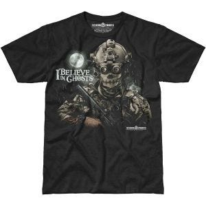 7.62 Design I Believe In Ghosts T-shirt Svart
