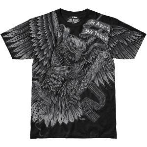 7.62 Design In Arms We Trust T-shirt Svart