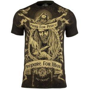 7.62 Design Prepare For War T-shirt Svart