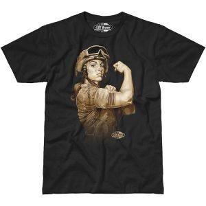 7.62 Design Sergeant Sara T-shirt Svart