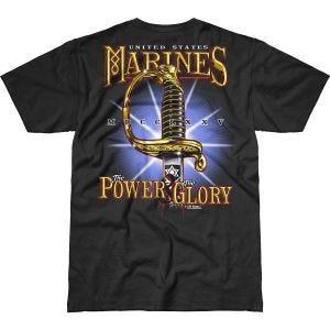 7.62 Design USMC Power & Glory Battlespace T-shirt Svart