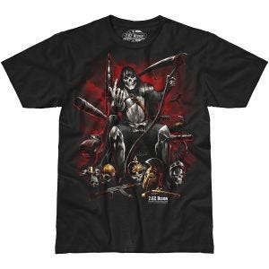 7.62 Design Warlord T-shirt Svart