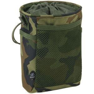 Brandit Tactical MOLLE Ficka - Woodland