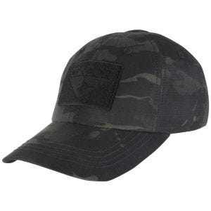 Condor Taktisk Keps - MultiCam Black