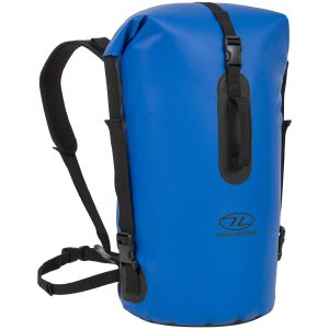 Highlander Troon Drybag 45L Duffle Bag Marine Blue