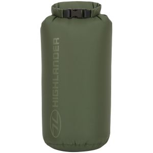 Highlander X-Light Torrsäck 8 L - Olive Green