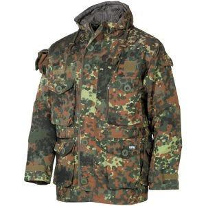 MFH Commando Arbetsjacka - Flecktarn