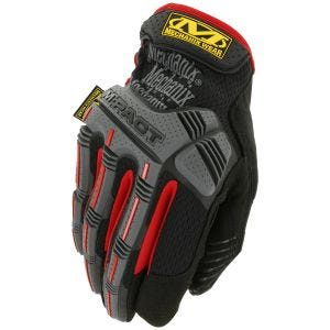 Mechanix Wear M-Pact Gloves Black/Red