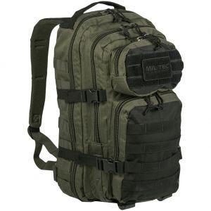 Mil-Tec US Liten Attackpack - Ranger Green/Svart