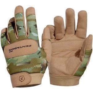 Pentagon Duty Mechanic Handskar PentaCamo