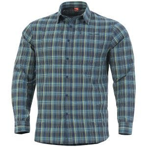 Pentagon QT Tactical Skjorta Blå Rutor