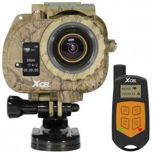 Xcel HD2 Hunting Edition Kamera Svart