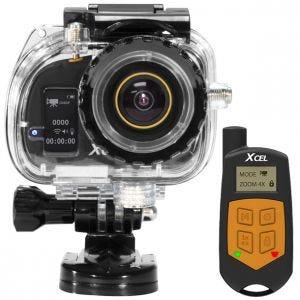 Xcel HD2 Sport Edition Kamera Svart
