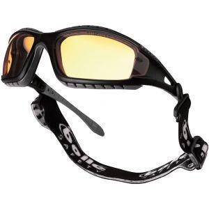 Bolle Tracker II Glasses Yellow Black Frame