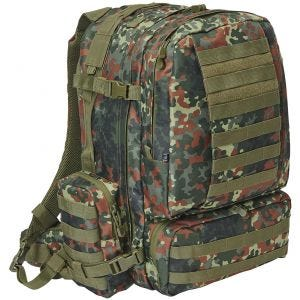 Brandit US Cooper Pack 3-dagar - Flecktarn