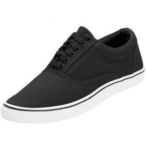 Brandit Bayside Sneaker - Svart/Vit