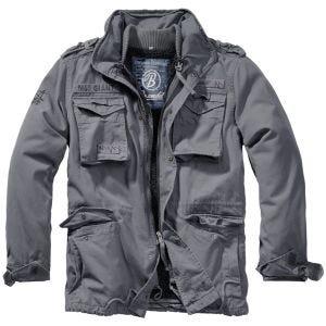 Brandit M-65 Giant Jacka Charcoal Grey