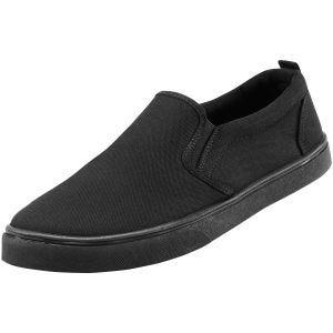 Brandit Southampton Slip-On Sneaker - Svart