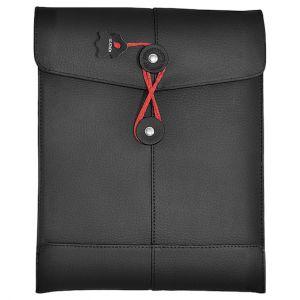 Civilian PadManila iPad Läderfodral - Svart