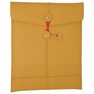Civilian PadManila iPad Läderfodral - Mango