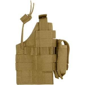 Condor Ambidextrous Holster Coyote Brown