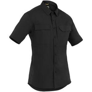First Tactical Specialist Tactical Kortärmad Skjorta För Män Svart