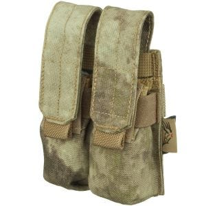 Flyye Ver. FE Dubbel Magasinficka 9 mm MOLLE - A-TACS AU