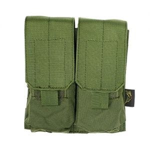 Flyye Double M4/M16 Magazine Pouch MOLLE Olive Drab
