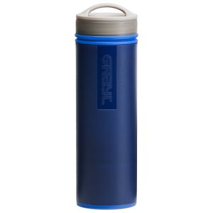 GRAYL Ultralight Vattenrengöringsflaska + Filter - Blå