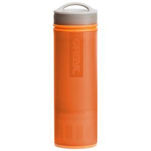 GRAYL Ultralight Vattenrengöringsflaska + Filter - Orange