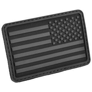 Hazard 4 USA Flag Right Arm Moralmärke - Svart