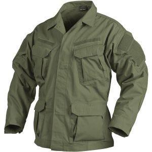 Helikon SFU NEXT Skjorta Poly-bomull Ripstop - Olivgrön