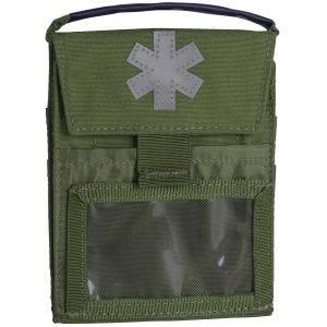 Helikon Ficka Med-insats - Olivgrön