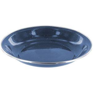 Highlander Deluxe Sopptallrik Emalj - Navy Blue