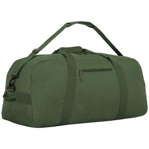 Highlander Cargobag 100 L - Olivgrön