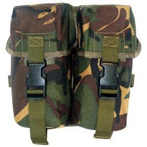 Pro-Force PLCE Dubbel Ammunitionsficka - DPM
